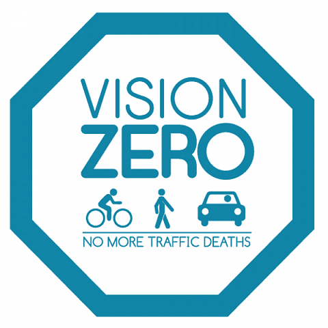 vision-zero Sign (PNG)
