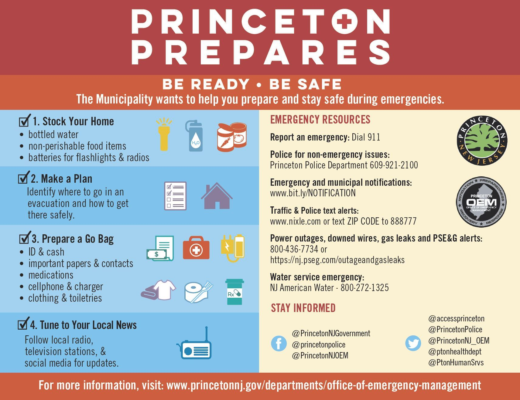 Princeton Prepares (PDF) Opens in new window